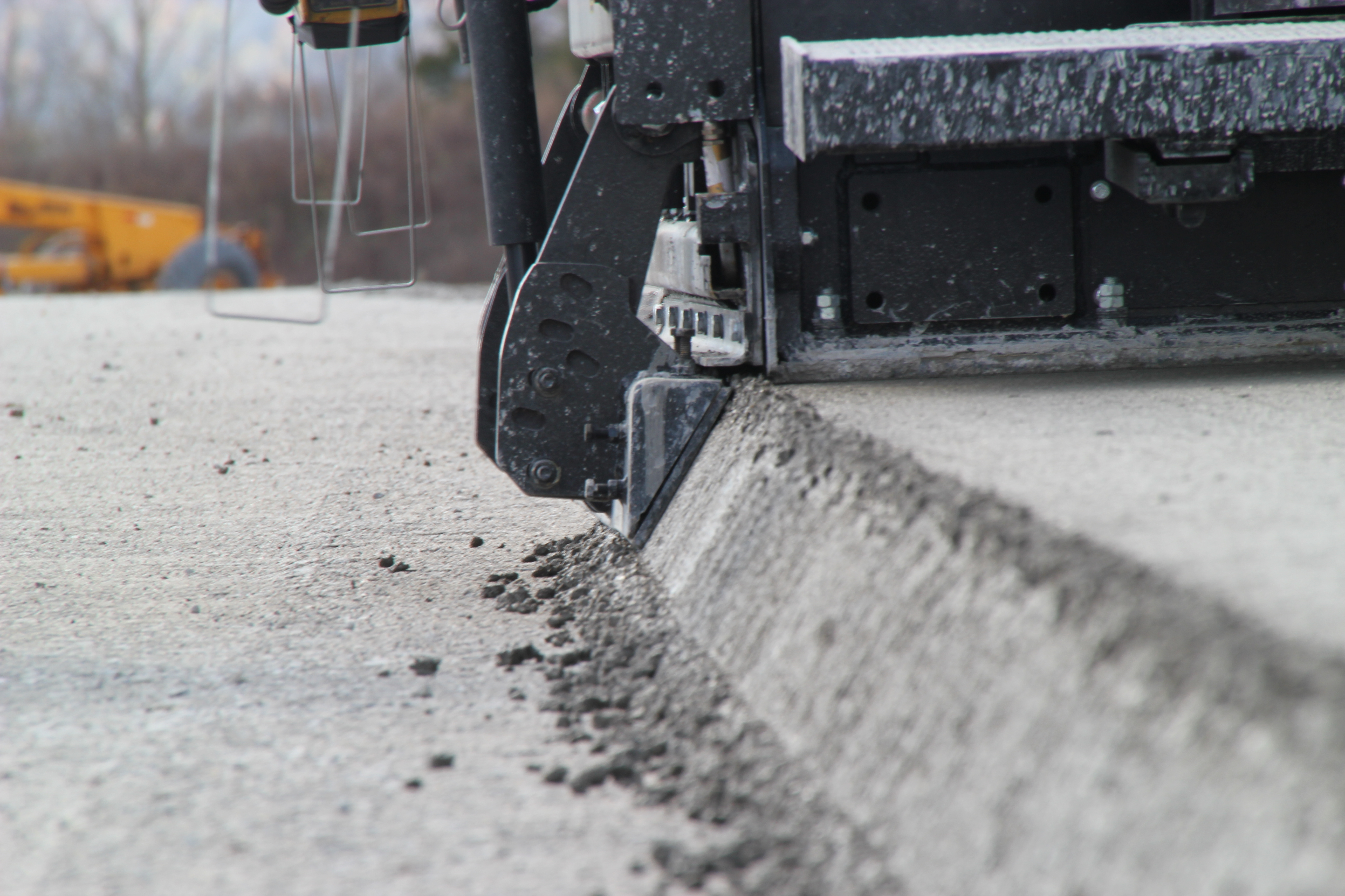 Roller Compacted Concrete Construction : Roller compacted concrete kemper construction llc